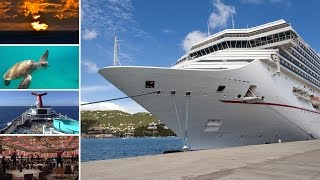 CARNIVAL Valor video tour: one week in 15 minutes. 1080 HD.