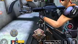 getlinkyoutube.com-เกม Crisis Action ด่านซอมบี้ ภาค 1