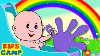 getlinkyoutube.com-The Finger Family Song | NEW Finger Family | Nursery Rhymes And Kids Songs PART 5 by KidsCamp