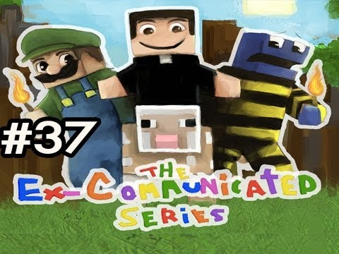 Minecraft: The Ex-Communicated Series w/Nova, SSoHPKC & Slyfox Ep.37 - Peeping Creeper