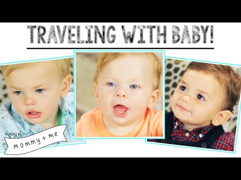 Traveling with a Baby | Travel Tips for Moms and Parents | A Story of Mommy and Me