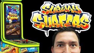 getlinkyoutube.com-Subway Surfers - Arcade Ticket Game