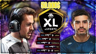 MOCHE XL ESPORTS CUP HIGHLIGHTS #2 - ALTICE ARENA - GRANDE FINAL SK GAMING vs HELLRAISERS