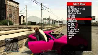 getlinkyoutube.com-GTA V The Purge v2.7 Mod Menu TU26 JTAG/RGH + Download