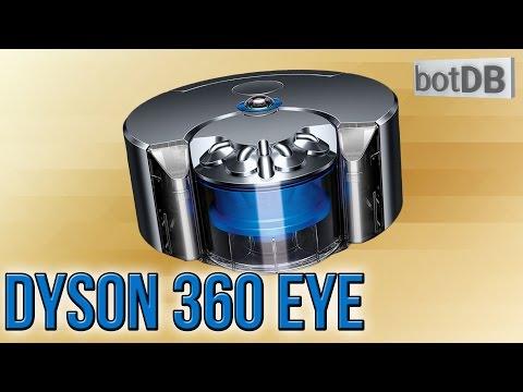 Dyson 360 Eye - botDB Editorial Review