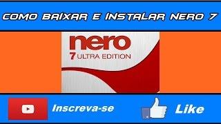 getlinkyoutube.com-como baixar e instalar e ativar Nero7