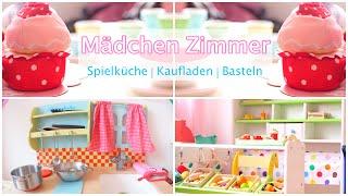 getlinkyoutube.com-ROOMTOUR KINDERZIMMER | Kaufladen & Bastelecke | Kleinkind | Isabeau