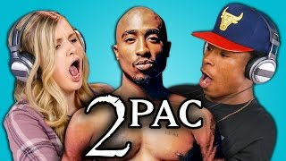 getlinkyoutube.com-TEENS REACT TO TUPAC SHAKUR (2PAC)