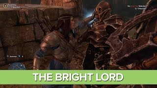 getlinkyoutube.com-Shadow of Mordor DLC Bright Lord: Activate One Ring Mode!