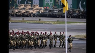 World Most Dangerous Army Parade Pakistan Army 2018 width=