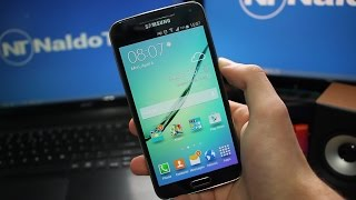 getlinkyoutube.com-Samsung Galaxy S6 TouchWiz Launcher APK (Download & Install)