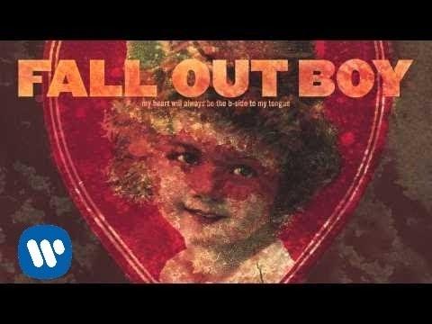 love will tear us apart de fall out boy Letra y Video