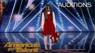 The-Sacred-Riana-Frightening-Scary-Terrifying-Magician-Scares-Mel-B-Americas-Got-Talent-2018 width=