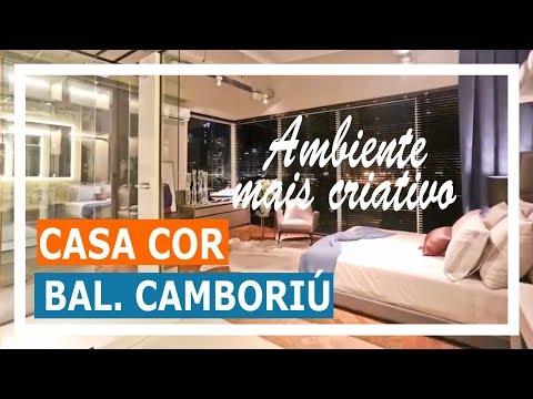 Ambiente mais criativo da Casa Cor Balneário Camboriú 2017