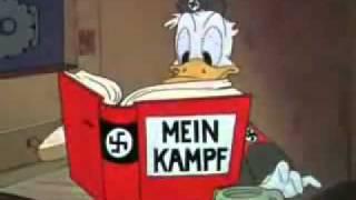 getlinkyoutube.com-Donald Duck der Nazi