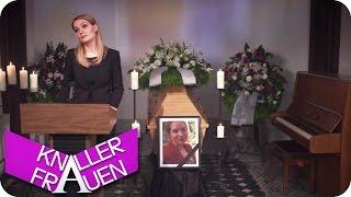 getlinkyoutube.com-Was für ein Verlust... - Knallerfrauen mit Martina Hill | Die 3. Staffel
