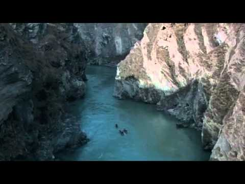 Lord of the Rings River Scene