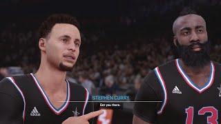 getlinkyoutube.com-All Star Game! NBA 2K16 My Career Gameplay