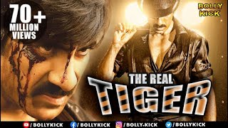 getlinkyoutube.com-The Real Tiger | Hindi Dubbed Movies 2017 Full Movie | Hindi Movies | Ravi Teja Movies