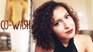 getlinkyoutube.com-Co-wash: como lavar o cabelo com condicionador | Mari Morena