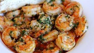 getlinkyoutube.com-Best Garlic Shrimp Recipe ...quick and easy