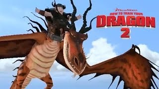 getlinkyoutube.com-How To Train Your Dragon 2 - Hookfang & Snotlout Gameplay [PS3/XBOX360/Wii]