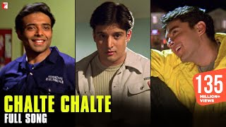getlinkyoutube.com-Chalte Chalte - Full Song - Mohabbatein | Uday Chopra | Jugal Hansraj | Jimmy Shergill