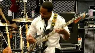getlinkyoutube.com-RODNEYJONES JR  1st performance from the Bass Clinic...
