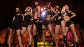 the pussycat dolls - buttons ( Live fashion rocks )