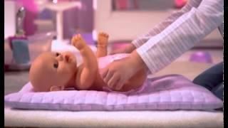 getlinkyoutube.com-Кукла BABY born Интерактивные куклы