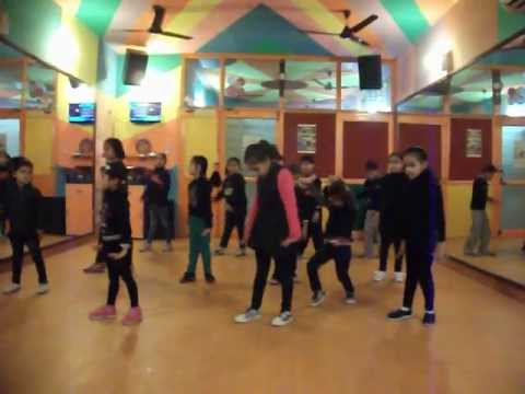 "Hookah Bar ""khiladi 786"" dance steps  by step2step dance studio,09888697158"