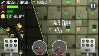 getlinkyoutube.com-Hill Climb Racing - 12536m Nuclear Plant/Hovercraft