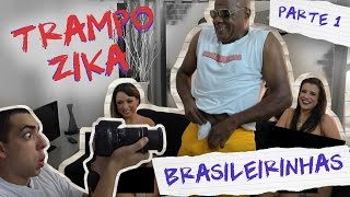 (+18) TRAMPO ZIKA #5 - O REALITY SHOW DO SEXO
