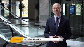 Alumetal SA, Szymon Adamczyk - Prezes Zarządu, #71 PREZENTACJE WYNIKÓW