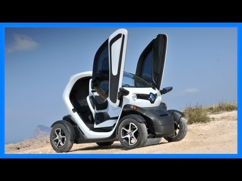 Renault Twizy in 60 Seconds | Fully Charged
