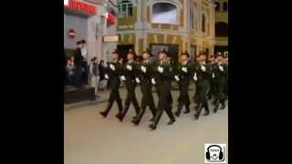 getlinkyoutube.com-Spectacular!!!China PLA in Moscow
