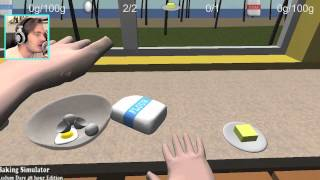 getlinkyoutube.com-Pewdiepie - Baking Simulator 2014 (Baking Or Caking)? :-d *EDITED FROM ORIGINAL*
