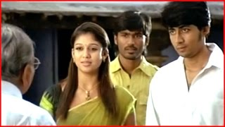 getlinkyoutube.com-Yaaradi Nee Mohini Tamil Movie - Dhanush reaches Nayanthara's house