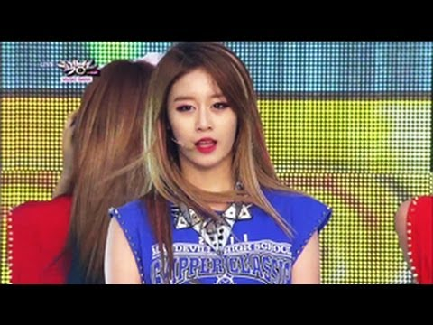 T-ARA N4 - Jeon Won Diary (2013.05.25) [Music Bank w/ Eng Lyrics]