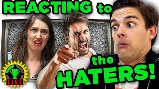 WHAT HAPPENED TO GAME THEORY? | MatPat Reacts to Haters