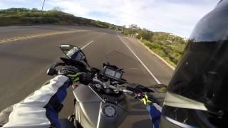 getlinkyoutube.com-2015 Yamaha FJ-09 Full Review and V-Log