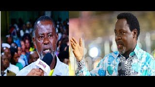 The most intelligent witch doctor Arrested by T.B Joshua and get delivered