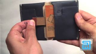 getlinkyoutube.com-Bellroy Slim Sleeve Wallet unboxing and review - Slim Wallet Junkie