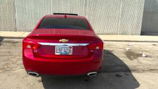 getlinkyoutube.com-2015 chevy impala LTZ with 22's irocs rims