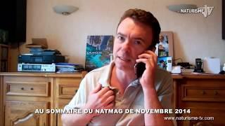 Vidéo Naturisme TV - Natmag 33 - Novembre 2014 - La bande-annonce