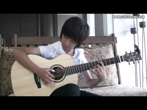 (ABBA) The Winner Takes It all - Sungha Jung