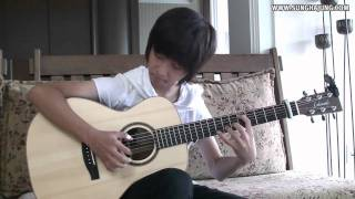 getlinkyoutube.com-(ABBA) The Winner Takes It_ All - Sungha Jung