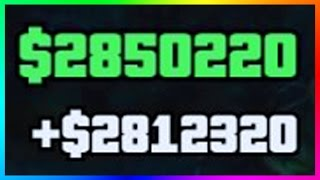 getlinkyoutube.com-INSANE GTA 5 DLC BUSINESS MONEY GLITCH IS ALLOWING PLAYERS TO MAKE MILLIONS IN GTA ONLINE...BUT HOW?