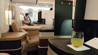 getlinkyoutube.com-Etihad B787 Business Class ✈ Abu Dhabi to Zurich EY73