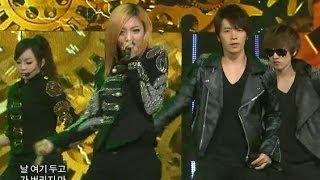 getlinkyoutube.com-【TVPP】 f(x) with Super Junior - U, 에프엑스 with 슈퍼 주니어 - 유 @ 2010 KMF